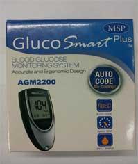 تست قند خون AGM2200